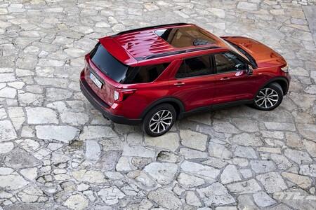 Ford Explorer 2021 Prueba 032