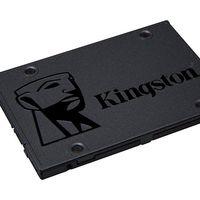Si los precios hasta ahora te parecieron de risa, es porque no has visto los 29,42 euros del Kingston A400 de 120 GB, ahora en Amazon