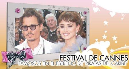 Sabor muy español y ¡olé! en la alfombra roja de Cannes