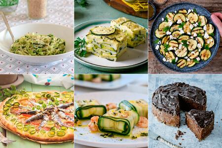 17 formas distintas de cocinar el calabacín (y cientos de recetas para dar salida a esta saludable y versátil verdura)