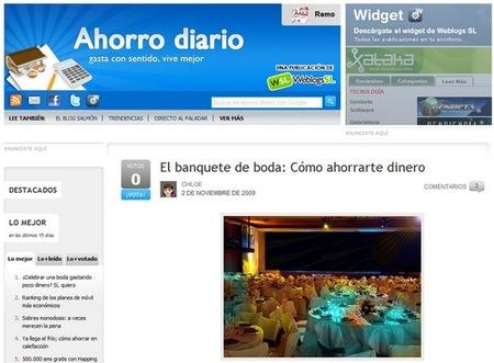 Ahorro Diario renueva diseño