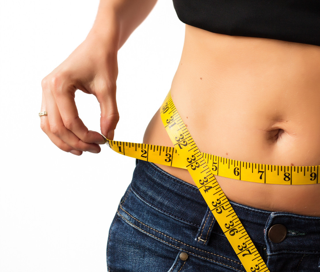 estimar la perdida de peso por los perimetrosa