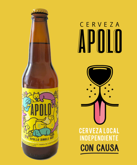 Cerveza Apolo