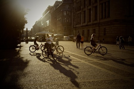 Bicicleta Europa