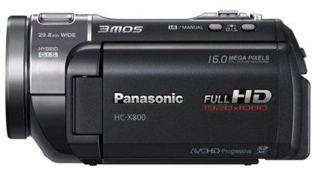 Panasonic HC X800