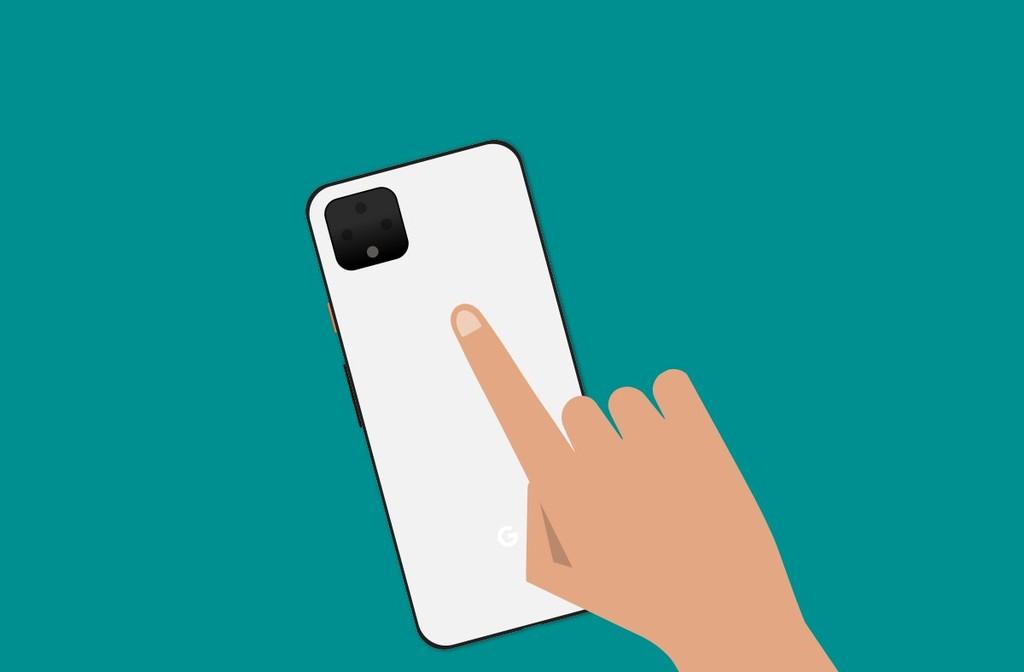 Google prepara en Android™ once el gesto de doble toque en la parte trasera del móvil