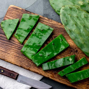 7 beneficios del nopal, esta planta muy presente en la gastronomía mexicana