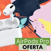 En AliExpress Plaza, con el cupón PIDEJULIO20,los AirPods Pro se te quedan en sólo 204 euros