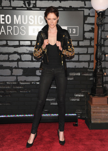 Coco Rocha MTV Video Music Awards 2013