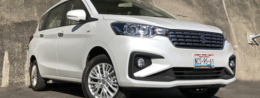 Suzuki Ertiga, a prueba: siete caben en un carrito sabiéndolos acomodar