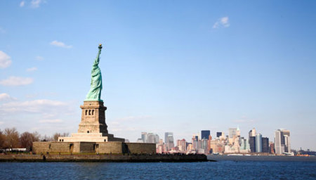 La corona de la Estatua de la Libertad reabrirá el 4 de julio