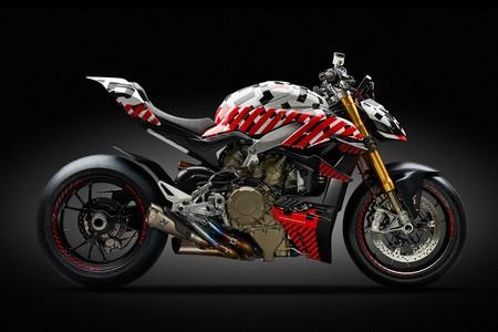 Ducati Streetfighter V4 2020 Proto