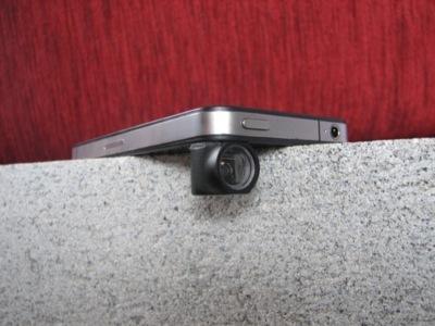 HiLo Lens, un accesorio para tomar fotos desde el iPhone o iPad desde otros ángulos