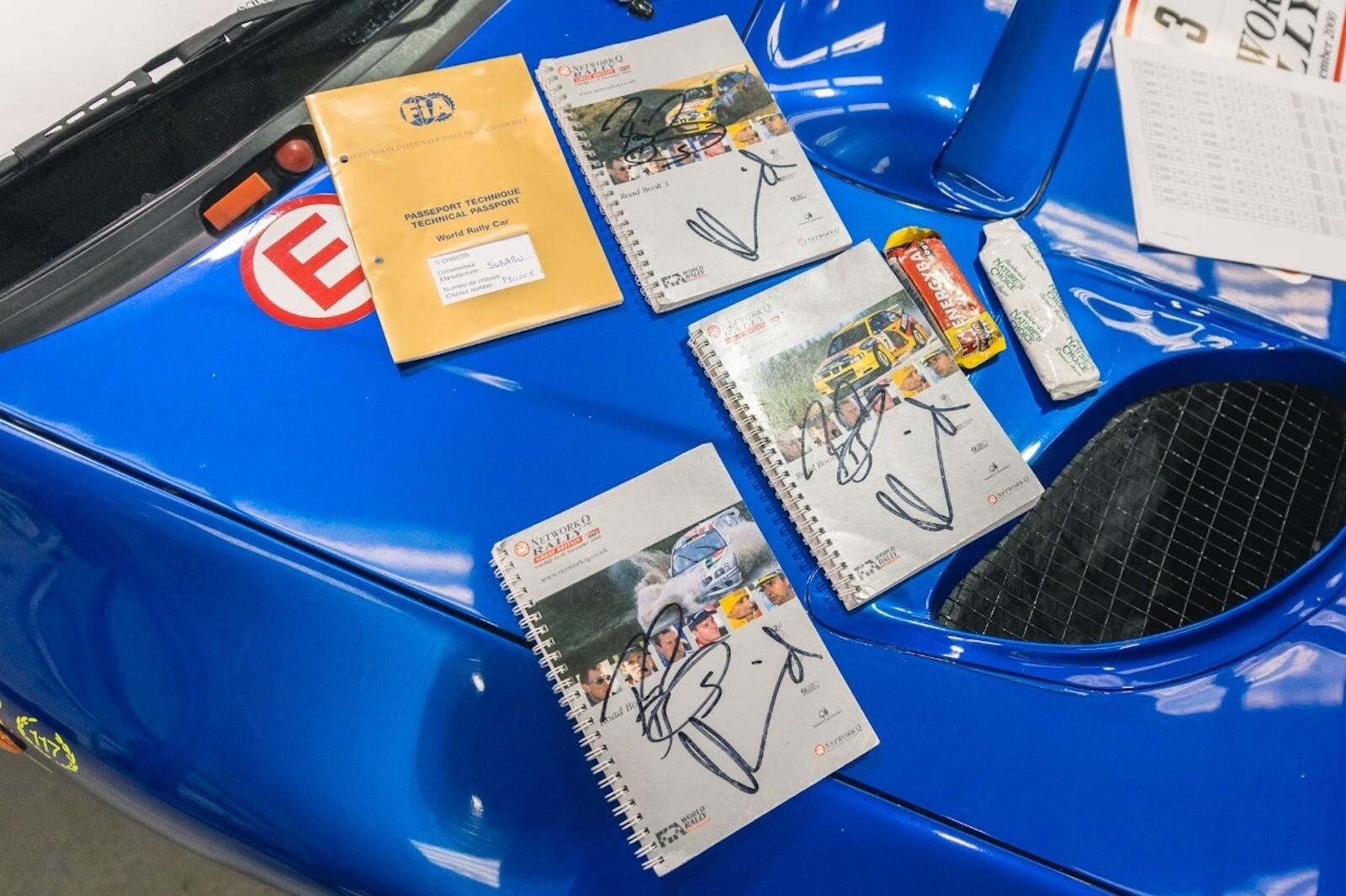 Foto de El Subaru Impreza WRC más caro en la historia (16/17)