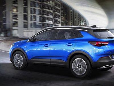 Así se muestra el Opel Grandland X, un nuevo SUV compacto para un mercado en auge