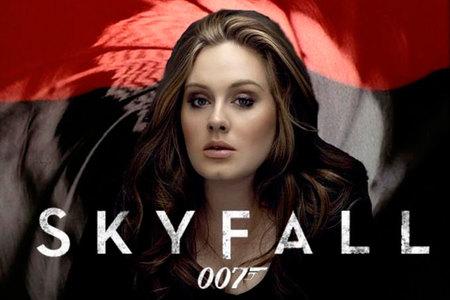Sí, sí, sí, más Adele a lo 007, por favor