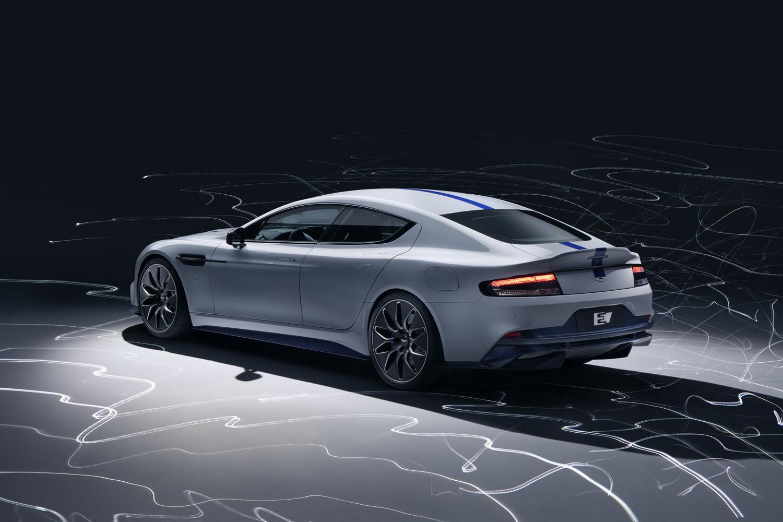 Foto de Aston Martin Rapide E (7/12)