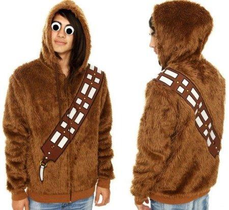 Chewbacca-sudadera