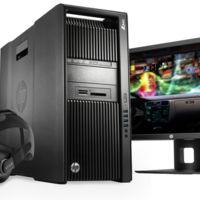 Las estaciones de trabajo de HP quieren exprimir la realidad virtual con la ayuda de NVIDIA