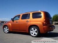 Chevrolet HHR, prueba (parte 3)
