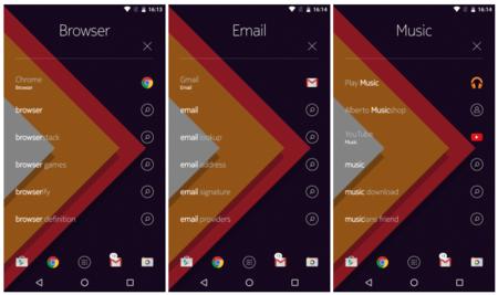 Nokia Z Launcher se actualiza con nuevas opciones en su interfaz