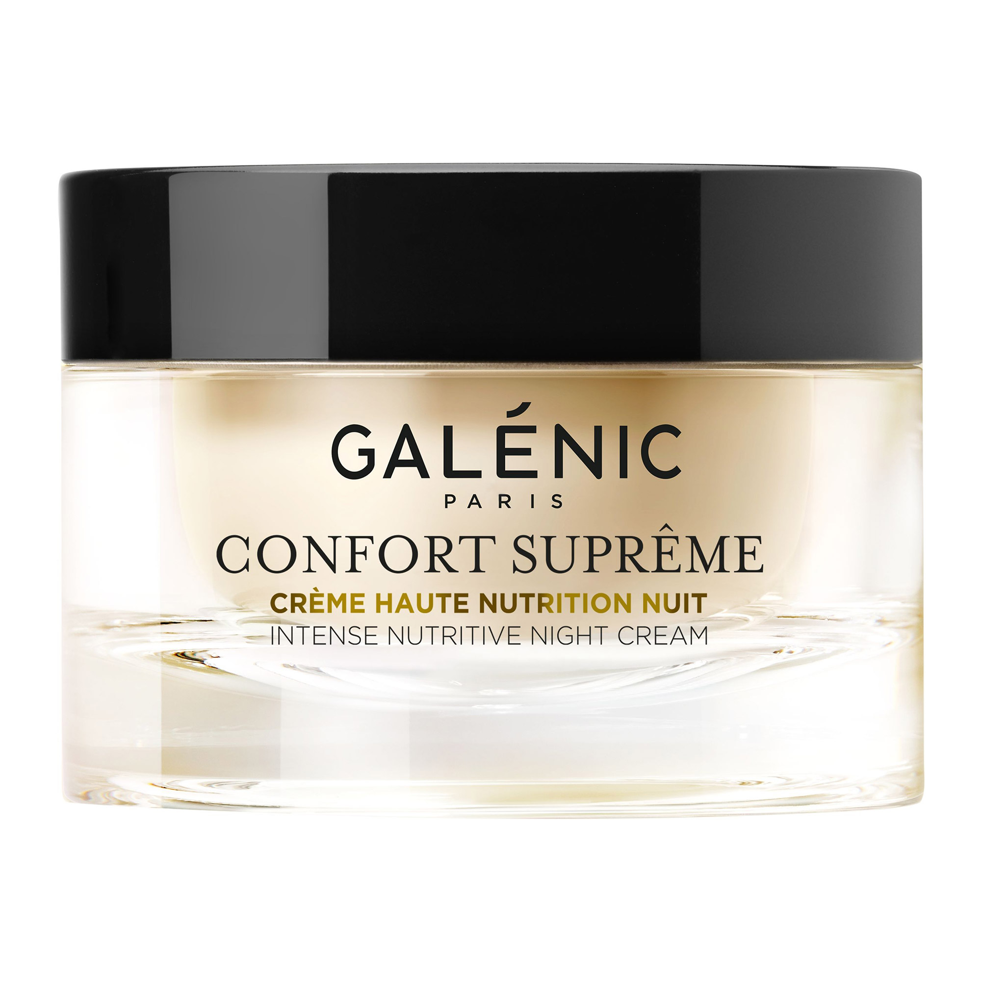 Crema de alta nutrición noche Confort Supreme de Galénic