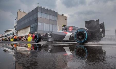 Sauber con posibilidades de contar con motores Honda en 2016