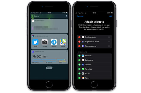 Iphone Se 2020 04 Widgets