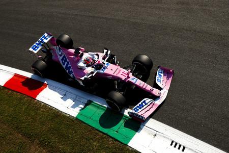 Perez Monza F1 2020