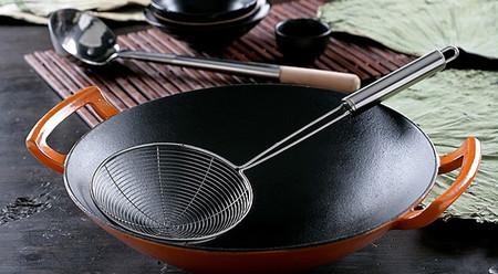 Wok, un utensilio básico para la cocina oriental