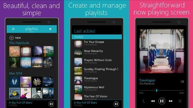 OneMusic, una alternativa a Xbox Music en Windows Phone 8.1. La aplicación de la semana