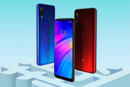 Xiaomi Redmi 7 de 3/32 GB al mejor precio en las ofertas Hot de eBay: 127,99 euros desde España y con 2 años de garantía