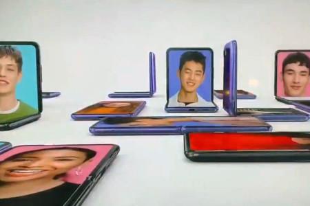 Samsung muestra el Samsung Galaxy Z Flip durante los Oscar: así es su próximo móvil plegable