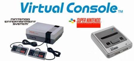 Consola Virtual de Wii U