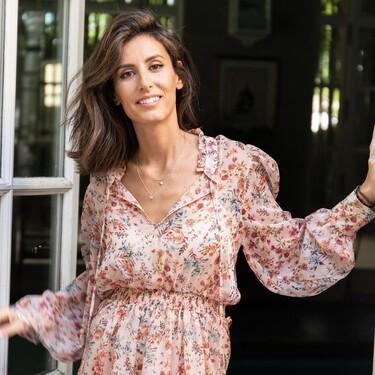 El último look de Ana Boyer nos descubre la firma española con alma sostenible 'By Niuma'