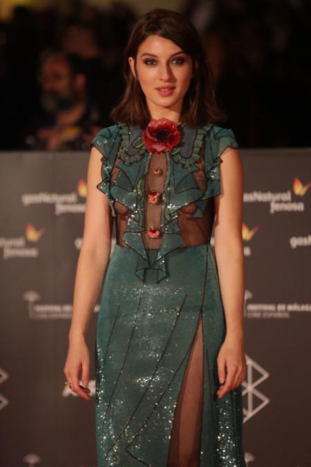 Maria Valverde y Juana Acosta dan una clase de estilo a sus compañeras actrices en el Festival de Málaga