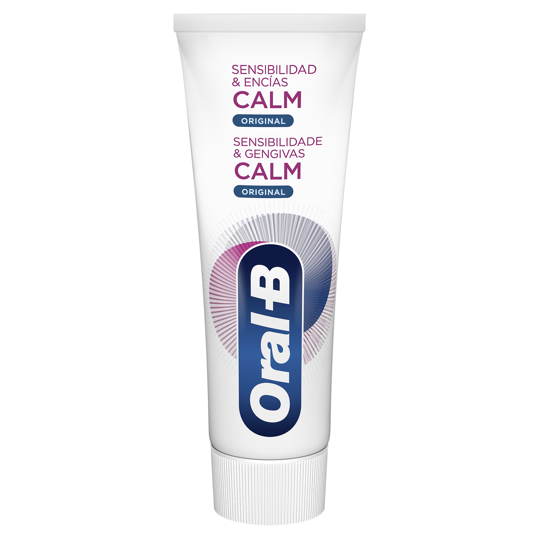 Oral-B Pasta Sensibilidad y Encías Calm