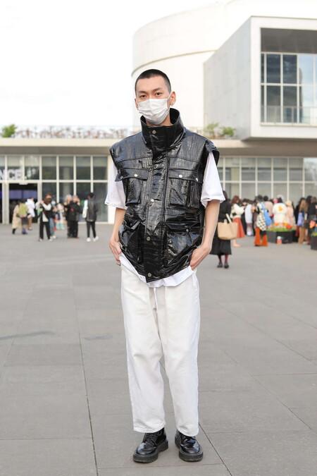 El Mejor Street Style De La Semana Shanghai Primavera 2021 02