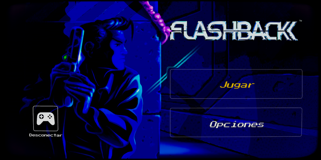 we Tested a Flashback for Android, the mobile version of the legendary adventure of 1993