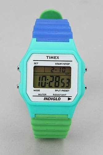 Timex 80 Colorblock, vuelve a la década prodigiosa
