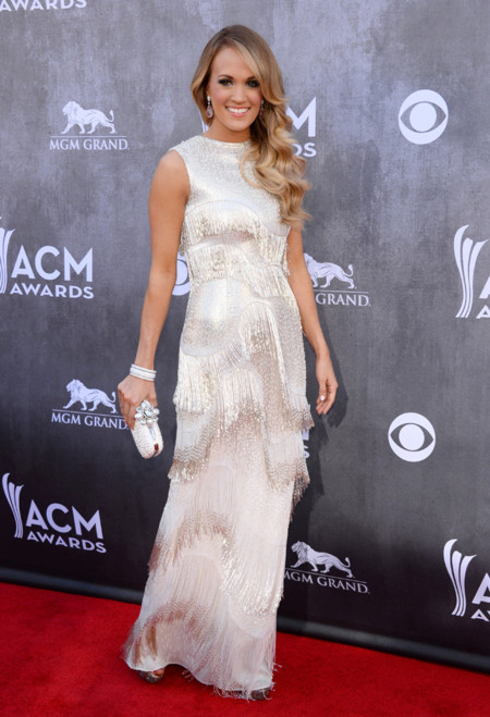 Carrie Underwood Academy of Country Music Awards 2014
