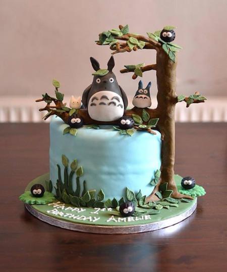 Totoro Cakes 34 605