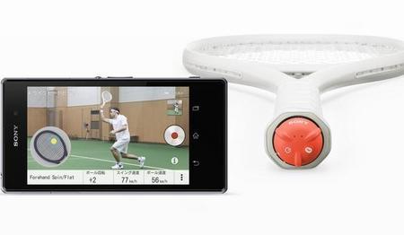 Smart Tennis Sensor nos mostrará nuestro rendimiento al jugar tenis