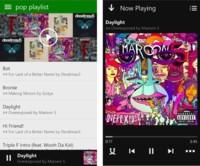 Microsoft lanza las aplicaciones oficiales de Xbox Music para iOS y Android