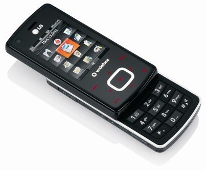 LG anuncia la disponibilidad del Chocolate 3G, LG KU800