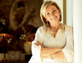 Casas de famosos: Adrienne Vittadini