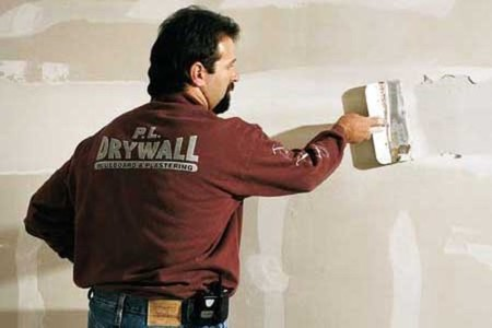 Finishing Drywall Toutx