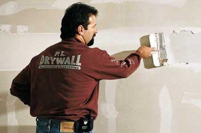 Finishing Drywall Toutx