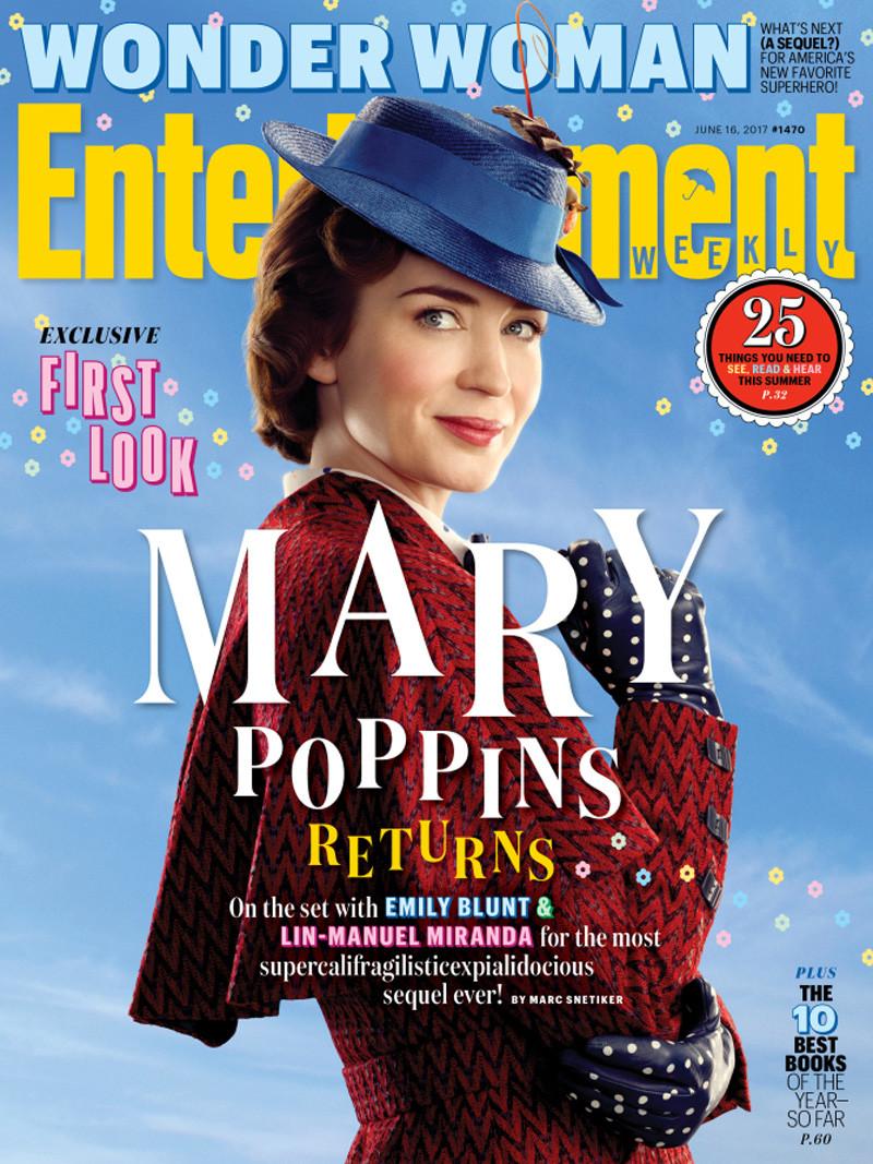 Foto de 'Mary Poppins Returns', nuevas imágenes oficiales (1/9)