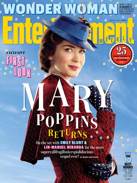 'Mary Poppins Returns', nuevas imágenes oficiales